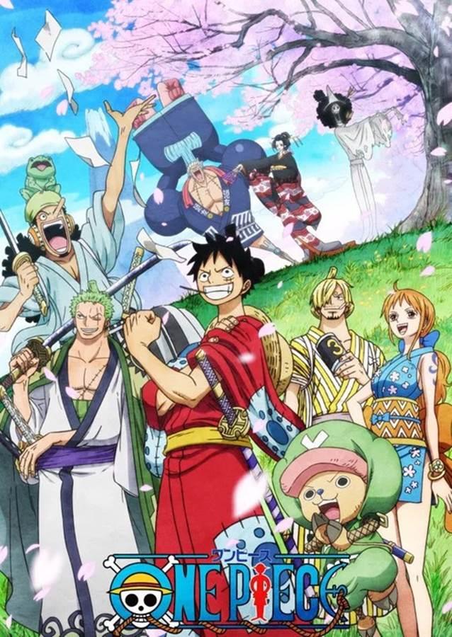 One Piece วันพีช ซีซั่น 21 ดินแดนวาโนะ ตอนที่ 892-965 ซับไทย [ตอนใหม่ล่าสุด] (เลื่อนฉาย)