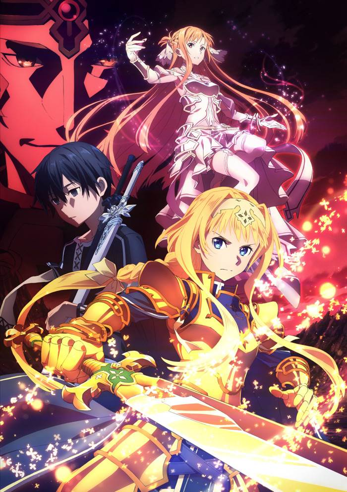 Sword Art Online Alicization - War of Underworld ตอนที่ 0-12 ซับไทย (จบพาสแรก)